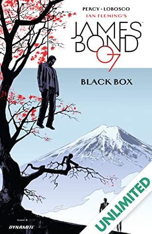 James Bond: Black Box (2017) #4 (of 6)